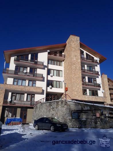 გაკირავება ბაკურიანში, სასტუმრო K2