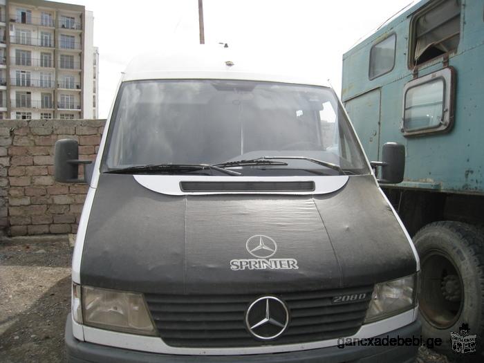 გაყიდვა Mercedes Sprinter
