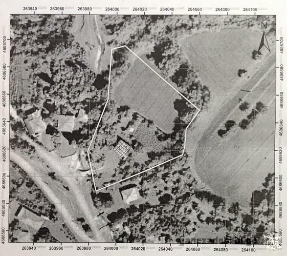 დზველი სენაკში იყიდება მიწის ნაკვეთი - სახლი (რასაც სურათზეა)