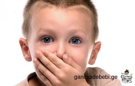 ვკურნალობ ბავშვებს ენის დაბმისგან !