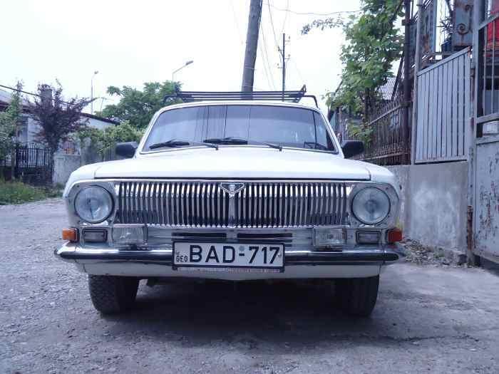 """ვყიდი მსუბუქ ავტომობილს,მოდელი GAZ-24""""Volga"""",გამოშვების წელი 1976"""