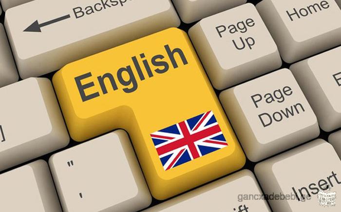 თარგმნა ინგლისურიდან ქართულ ენაზე და პირიქით.