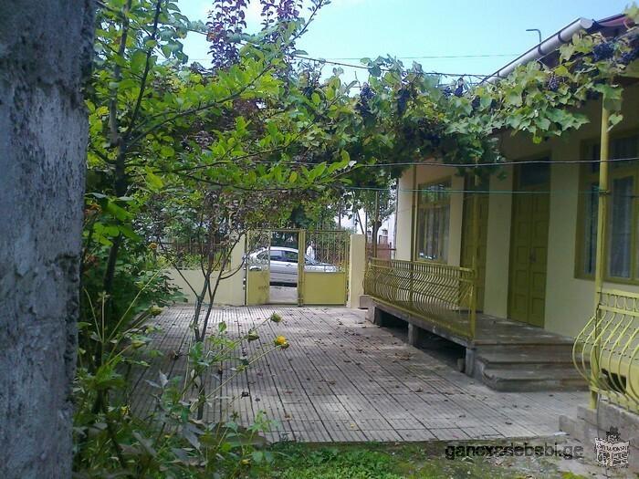 იყიდება კერძო სახლი ბათუმში ( თაყაიშვილის ქუჩა №87 ), 96000$