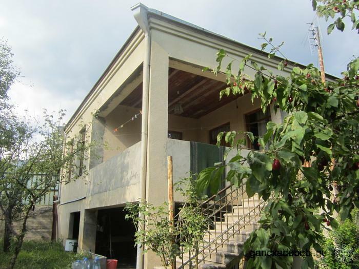 იყიდება კერძო სახლი საგარეჯოში