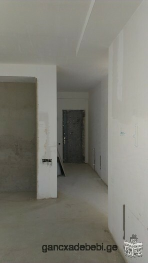იყიდება ქალაქ თბილისში,ავლაბარში, თელავის ქუჩაზე ახალაშენებულ კორპუსში მე–5 სართულზე 96კვ.მ