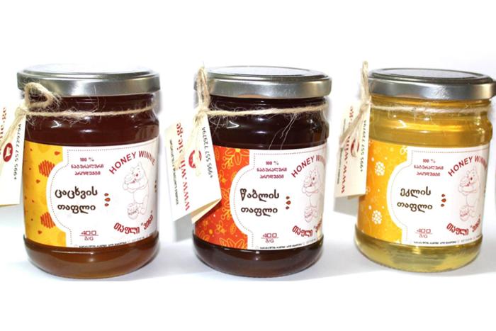იყიდება 100% თაფლი
