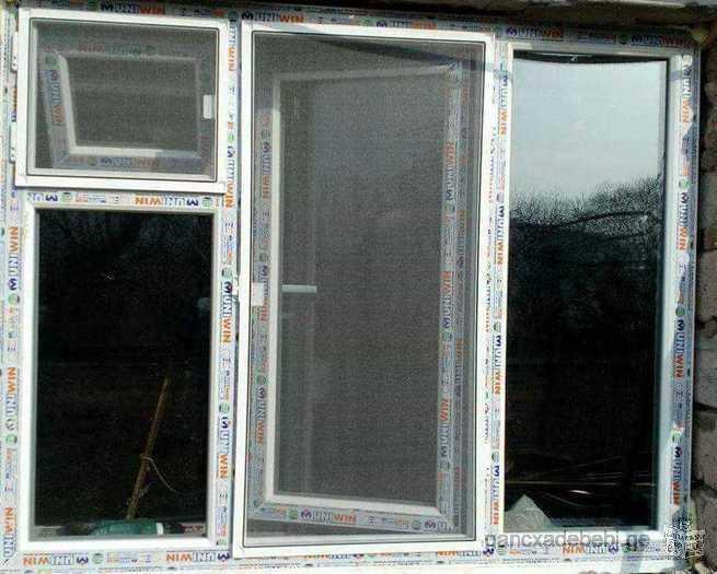 მეტალოპლასმასის კარ-ფანჯარა