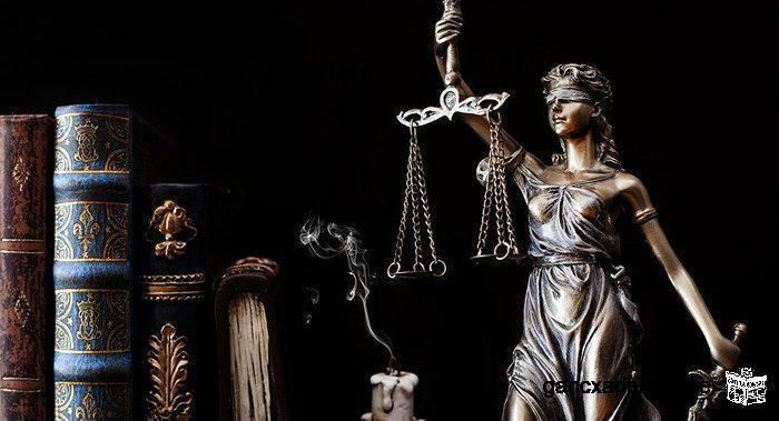 სამართლებრივი დახმარება/Legal advice (იურიდიული მომსახურება, ადვოკატი).