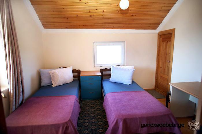 საოჯახო სასტუმრო შეკვეთილში, სასტუმრო შეკვეთილში, დასვენება შეკვეთილში, ქირავდება ოთახი შეკვეთილში
