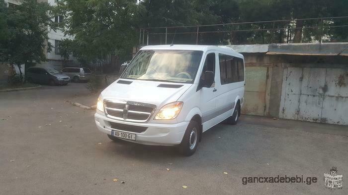 საუკეთესო მიკროავტობუსით მომსახურება / Best minibus service /