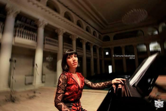 ფორტეპიანოზე დაკვრის სწავლება