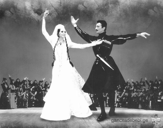 ქართული ცეკვა მოყვარულებისთვის