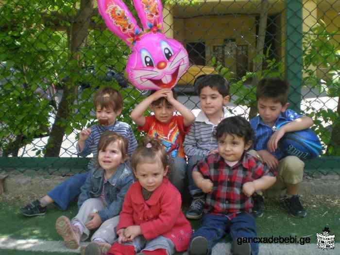 ქართულ-რუსული ბაგა-ბაღი