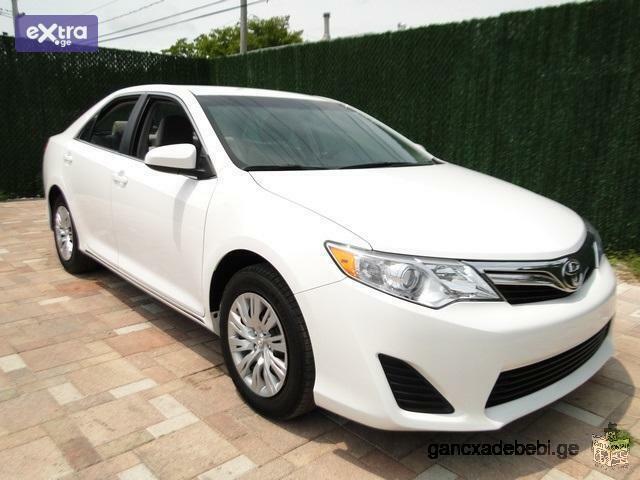 ქირავდება ავტომობილი დღიურად Toyota Camry hybrid 2012