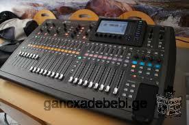 : BEHRINGER x32 / PIONEER 2X CDJ 2000 + 1X DJM 900 NXS / PRESONUS MIXER