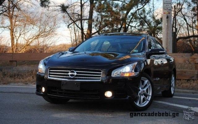 2011 Nissan Maxima SV Premium.