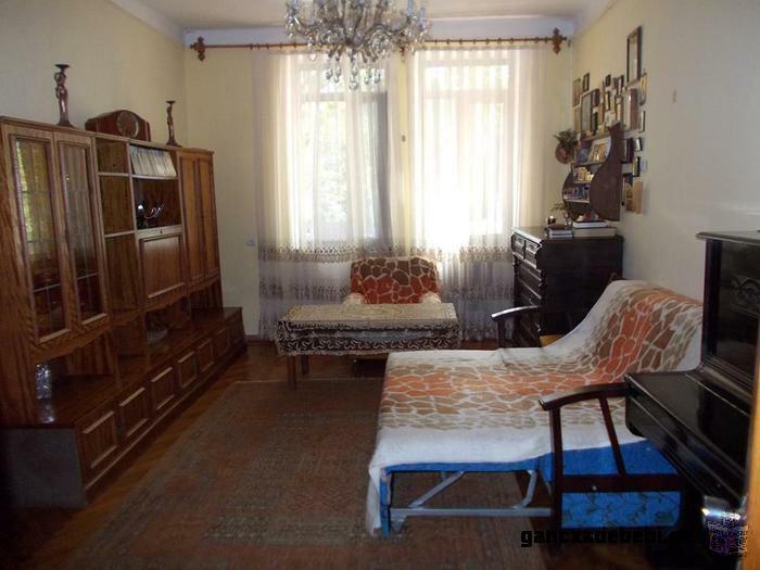 3 ოთახიანი კეთილმოწყობილი ბინა