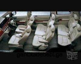 Minivan Tours In Georgia