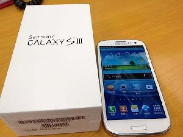 SAMSUNG GALAXY S3 გახსნილია ტელეფონი (SIM უფასო) 100% ორიგინალური ბრენდის ახალი ქარხანა გახსნილია