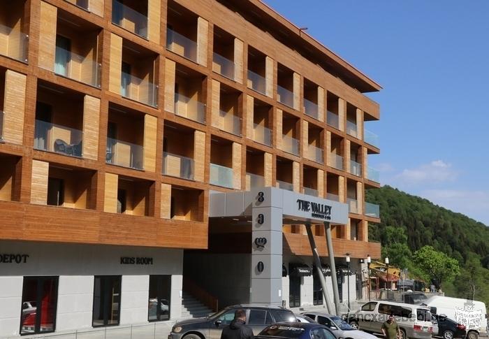 The Valley Residences & Spa, Bakuriani