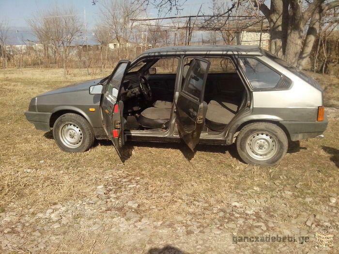 09 >> Gancxadeba Iyideba Manqana Vaz 09 Samara Rustavi Avto Moto