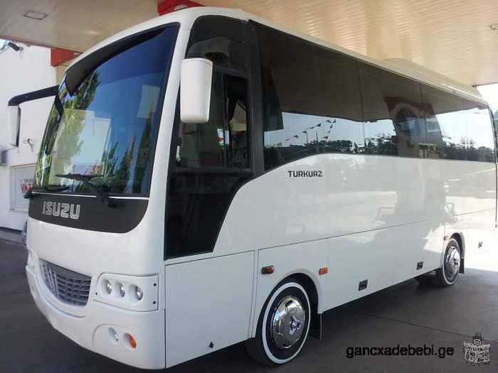 Автобус на пракат