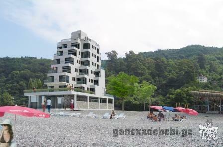 """Апартаменты Гостиничнего типа в Квариати """"Paradise Shore"""""""