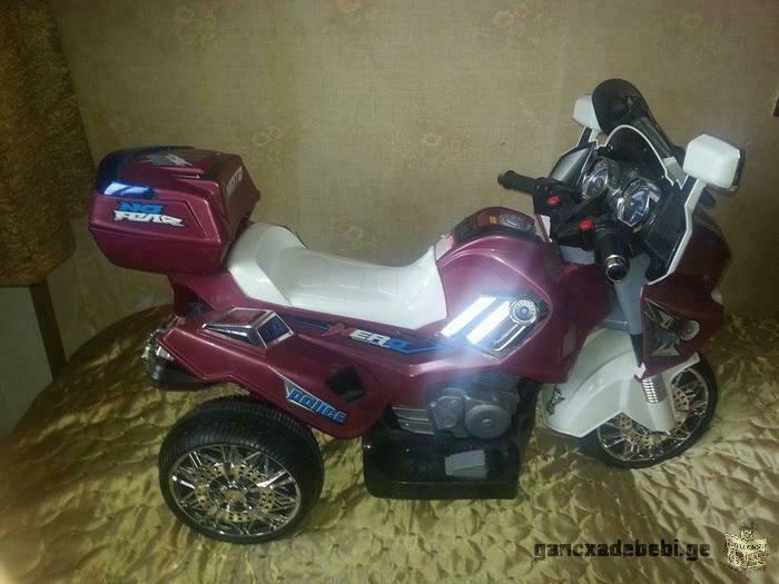 Деский мотоцикл