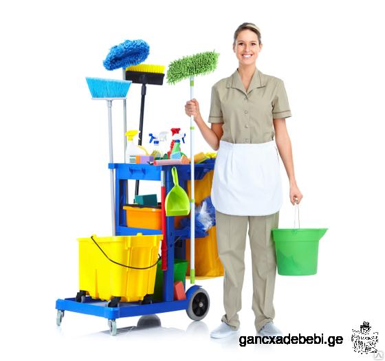 Ищу уборщицу в апартаменты