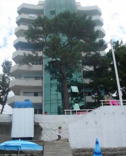 Квартира в Кобулети на первой линии