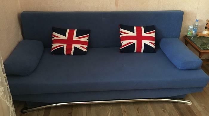 Немецкий диван-ластик