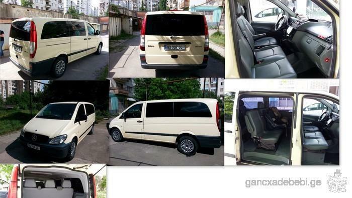 Посуточная аренда автомобиля!Трансфер и экскурсии по всей Грузии с высококвалифицированным водителем