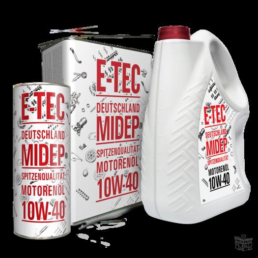 Предлагаем моторное масло Е-ТЕС