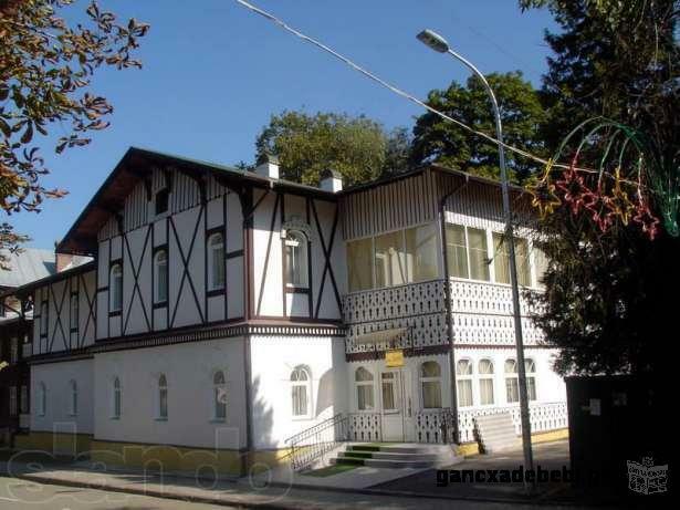 Приглашаем на отдых и лечение на Украину в Трускавец!