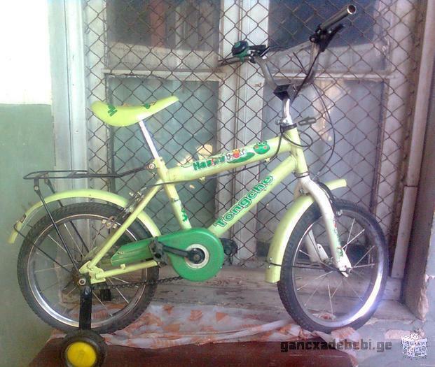Продается детский велосипед