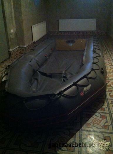 Продается резиновая лодка