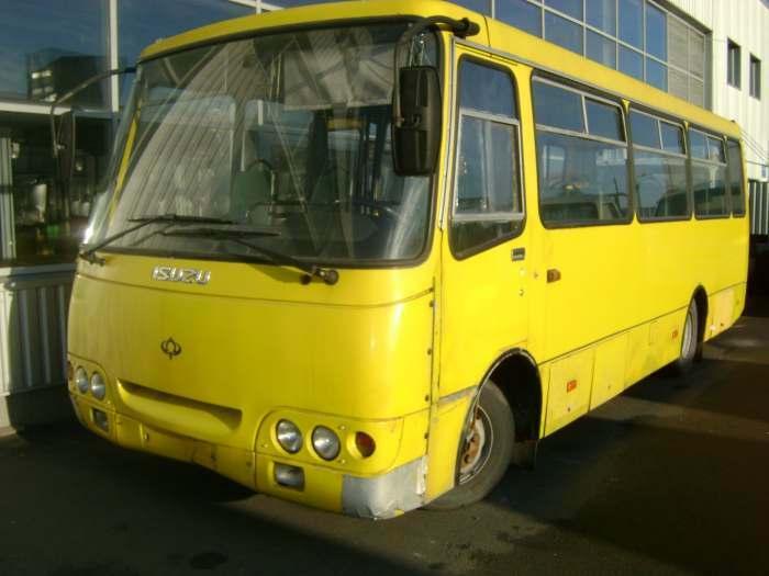 Продам б\у автобус