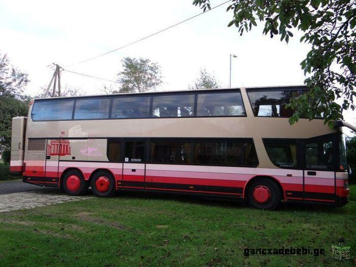 Продам двухэтажный автобус SETRA 328 DT