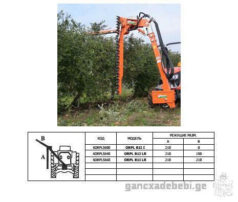 Продаю Обрезчик садовый ORPL