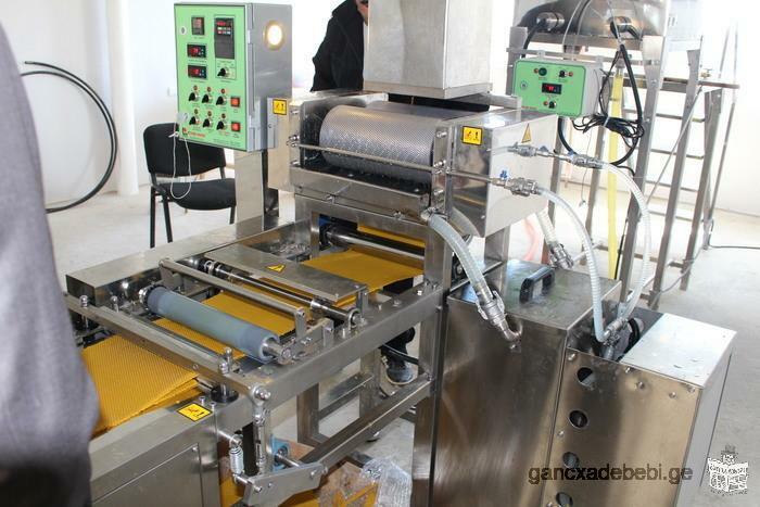 Продаю станок по производству вощины