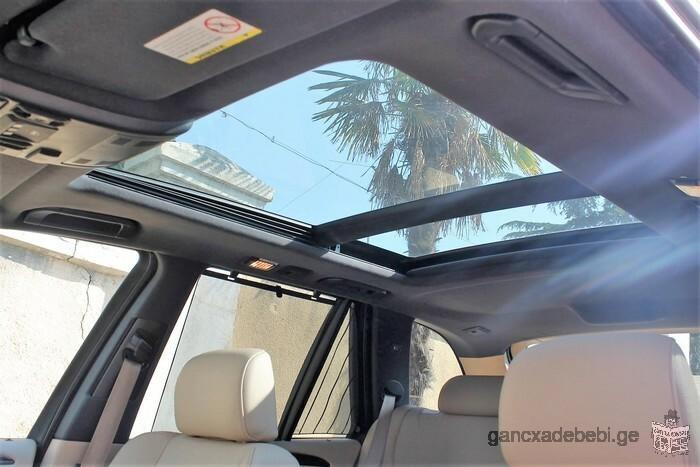 Прокат автомобилей BMW X5