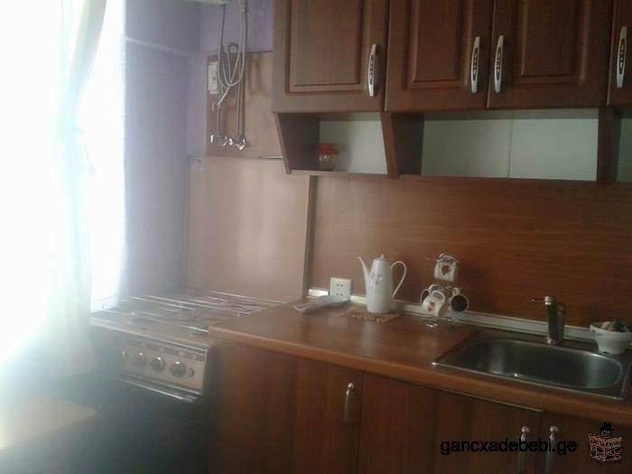 Сдается однокомнатная квартира в Батуми , недалеко от моря.