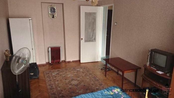 Сдам однокомнатную квартиру на Пиросмани 11 от хозяина