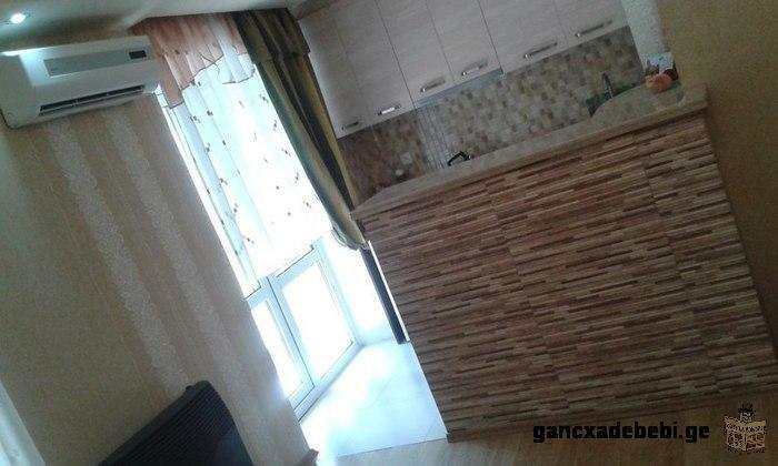 Сдам однокомнатную квартиру посуточно,понедельно в центре Тбилиси