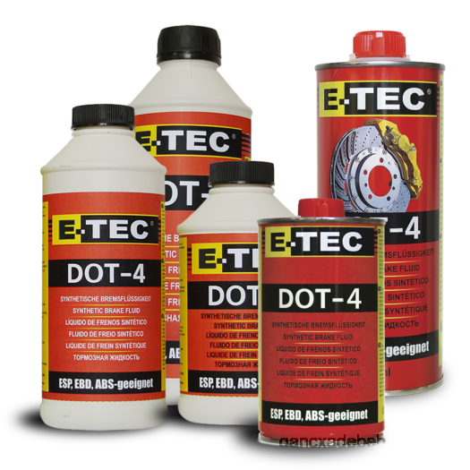 Тормозные жидкости E-TEC