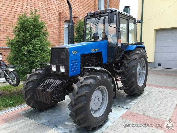 """Трактор """"БЕЛАРУС-1221"""""""