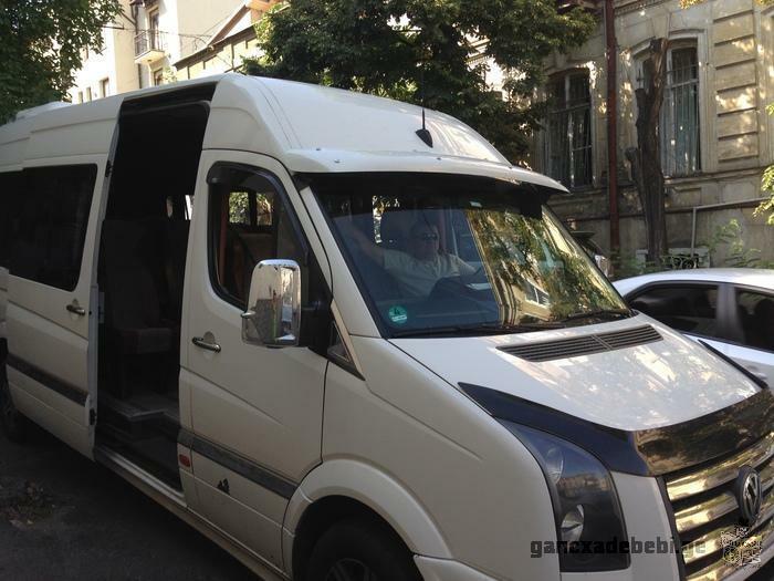 Транспортные услуги в Тбилиси