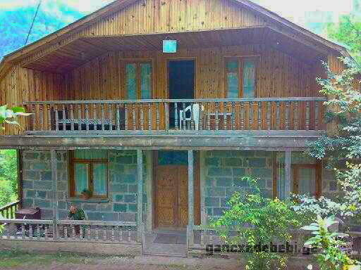 Частная домашняя гостиница в Боржомском районе с. Садгери.