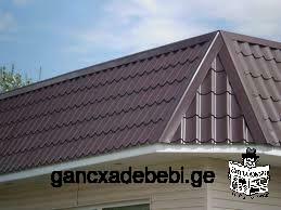 крыши и вентиляция