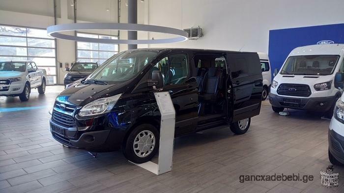 сдается в аренду Минивеэн Ford Custom 2018